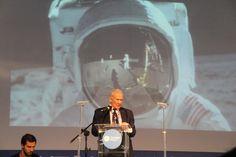 Campus Party e a visita dos Astronautas