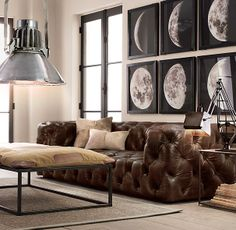 Brazilian Cowhide Pillow Collection - Sand