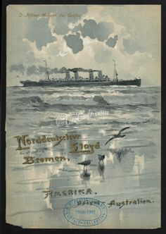 menu-01077 - 00996-Steamship, Sea, Gulls Digital Menu, Gulls, Sea, Movies, Movie Posters, Films, Film Poster, Popcorn Posters, Ocean