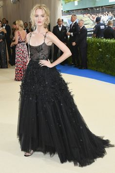 Daria Strokous in Christian Dior Met Gala 2017 Red Carpet Live: All the Celebrity Dresses and Fashion