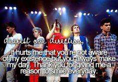 Dearest One Direction. . .