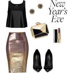"""New year's eve party dress up #1"" by arshdeep-sidhu on Polyvore"