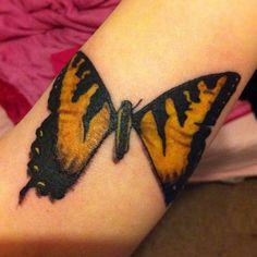 Butterflies Tattoos Meaning