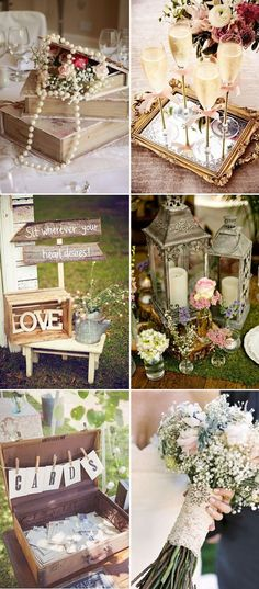 vintage wedding themes ideas for 2017