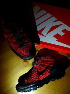 Nike Flyknit Chukka FSB