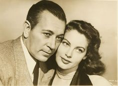 A gallery of Whistle Stop publicity stills and other photos. Featuring George Raft, Ava Gardner and. Ava Gardner, Clark Gable, Golden Age Of Hollywood, Classic Hollywood, Night Of The Iguana, Show Boat, Movie Couples, Glamour Shots, Western Movies