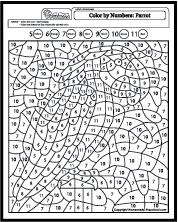 http://www.homemade-preschool.com/color-by-number-coloring-pages.html
