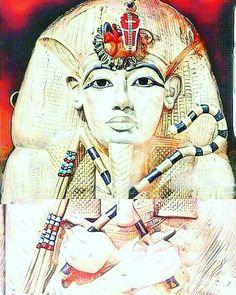 #edit #pyramid #pharoah