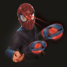 Amazing Spider-Man 2: Electronic Spider Sense Mask 1