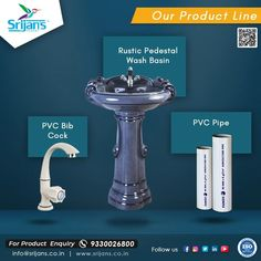 Srijan's Faucet is your one-stop destination for all your sanitation and plumbing needs. Be it faucets, pipes, EWCs, or showers, there's something for everyone. We deal in luxury as well as everyday sanitary items. Our products are sturdy, hygienic, and pocket-friendly. Logon to our socials to know more about us. #sanitaryware #x #bathroom #sanitary #tiles #bathroomdesign #interiordesign #floortiles #shower #toilet #washbasin #taps #walltiles #faucet #homedecor #buildingmaterial #plumbing…