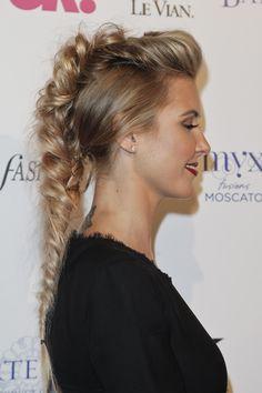 Audrina Patridge #braid #hairstyle #must