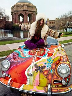 auctioned,#Janis,#janis #joplin,Joplins,Porsche,psychedelic,#York #Janis Joplin-s psychedelic Porsche to be auctioned in #New #York - http://sound.saar.city/?p=51171
