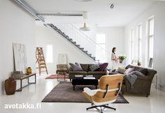 10 askelta loft-tyyliin | Avotakka