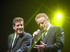 Glenn Frey & Don Henley of the Eagles on stage with the Eagles; Long Road Out Of Eden Tour; Eagles Music, Eagles Lyrics, Eagles Band, Great Bands, Cool Bands, Soul Music, My Music, Glen Frey, Rip Glenn