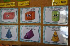 Vijfde leerjaar Sint-Michielsschool Waarloos: De ruimtefiguren