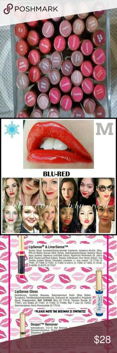 LipSense! The best long lasting lip color. Leaves your lips hydrated. Water proof! Sun proof! Smudge proof! Kiss proof! Let me help match a color for you. Makeup Lipstick