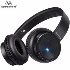 Sound Intone P30 Bluetooth Headphone With Mic Support TF Card Wireless Headphones Stereo Bass Headsets For Xiaomi For iPhone PC