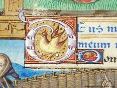 Book of Hours, MS H.5 fol. 59v - Images from Medieval and Renaissance Manuscripts - The Morgan Library & Museum