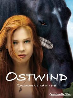 Ostwind - Zusammen sind wir frei This is a great film to show (with subtitles) to younger teenagers who are learning German - perfect for horse-mad 13 year olds. Bester film ever ! Great Films, Good Movies, Movie List, Movie Tv, Hanna Binke, Soundtrack, Horse Dance, Horse Movies, Riding Stables