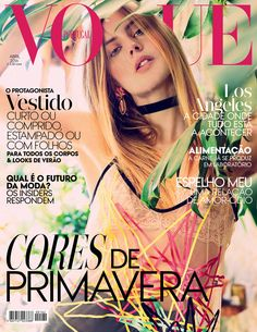 Sandra Martins - Vogue Portugal, April 2016