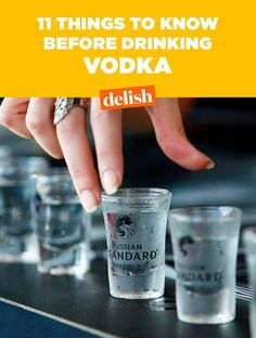 11 Things You Should Know Before You Drink Vodka Ever Again #drink #plating #eatthetrend #instagood #forkyeah #magazine #magazineonline #magazineonlinewebsite #photo #love