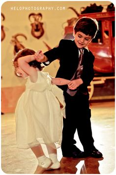 Dancing kids :-)