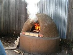 How To Build A Mud Oven To Use Now and When SHTF