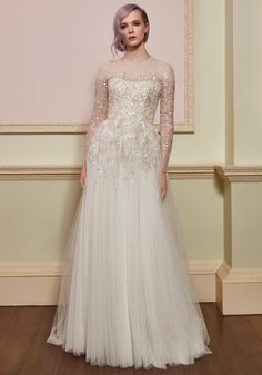 b6bdbdf7c2d Jenny Packham 2018 Wedding Dress. Available at Designer Bridal Room