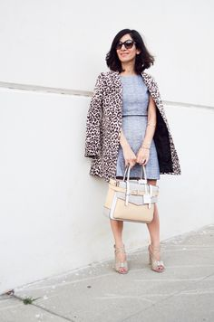Styling a leopard coat is easier than ever, especially during the fall. Find out how to style and wear a leopard coat with any look
