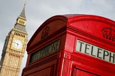 How amazing would it be to call someone from one of these? London, England.