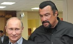 Putin proposed Steven Seagal as Russian envoy to US | Film | The Guardian