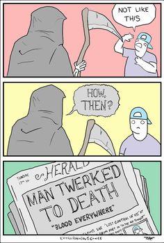Genesis is Lethal