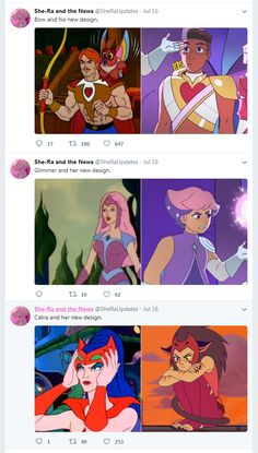 'She-Ra And The Princesses of Power' Season Lesbian Vibes, Girl Power, And So Much Bow Power Season 2, Season 1, Brooklyn Nine, Deku Anime, She Ra Princess Of Power, Cartoon Shows, Film Serie, Dreamworks, Nerd