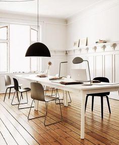 Wenn der Esstisch zum Arbeitsplatz wird, ist das Chaos vorprogrammiert…