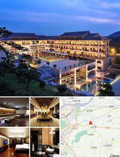 L'hôtel est situé à 48 km (40 minutes de route) de l'aéroport de Nankin Lukou.