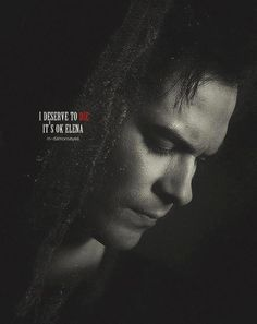 You don't deserve to die Damon :'(