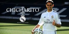 Real Madrid legend: Chicharito phenomenal
