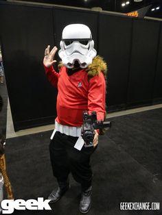 Star Trek Red Shirt Stormtrooper