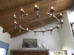 Old World Chandelier House Lighting