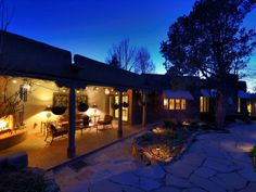Charming home in Santa Fee, New Mexico