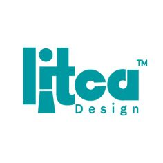 litcaLOGO2018azul News Sites, My Design, Company Logo, Logos, Logo, Legos