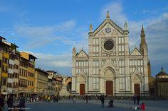 Travel in Clicks: Basilica di Santa Croce , Firenze