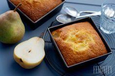 Svieži letný koláč: Tento fit recept chutí po mandliach a sladkých hruškách Muffin, Low Carb, Cooking Recipes, Pudding, Apple, Fruit, Eat, Breakfast, Desserts
