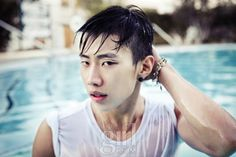 Jay Park - Vogue Girl Magazine May Issue '11