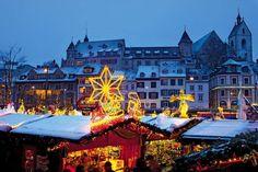 Tutto sui principali mercatini di Natale in Svizzera