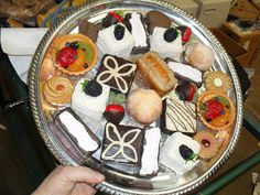 Theatre Projects: Dessert Trays