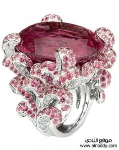 Rubies, rubies & more rubies!  It's wonderful to be born in July . . .