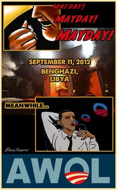 BarackBenghaziObama Blowing Smoke....punch for more....3/18