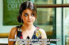 Pin for Later: 25 Reasons Haley and Andy Need to Be Modern Family's Next Major Couple And she expresses it by making him see that Beth isn't good for him.
