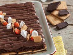 Chocolademoussetaart (Libelle Lekker!)